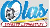 Olas-Express-Laundromat-Logo